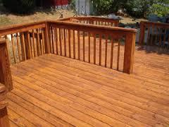 Deck Stain 22