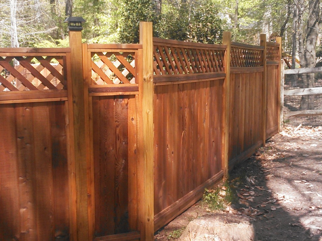 Natural Cedar Deck Stain- Oil