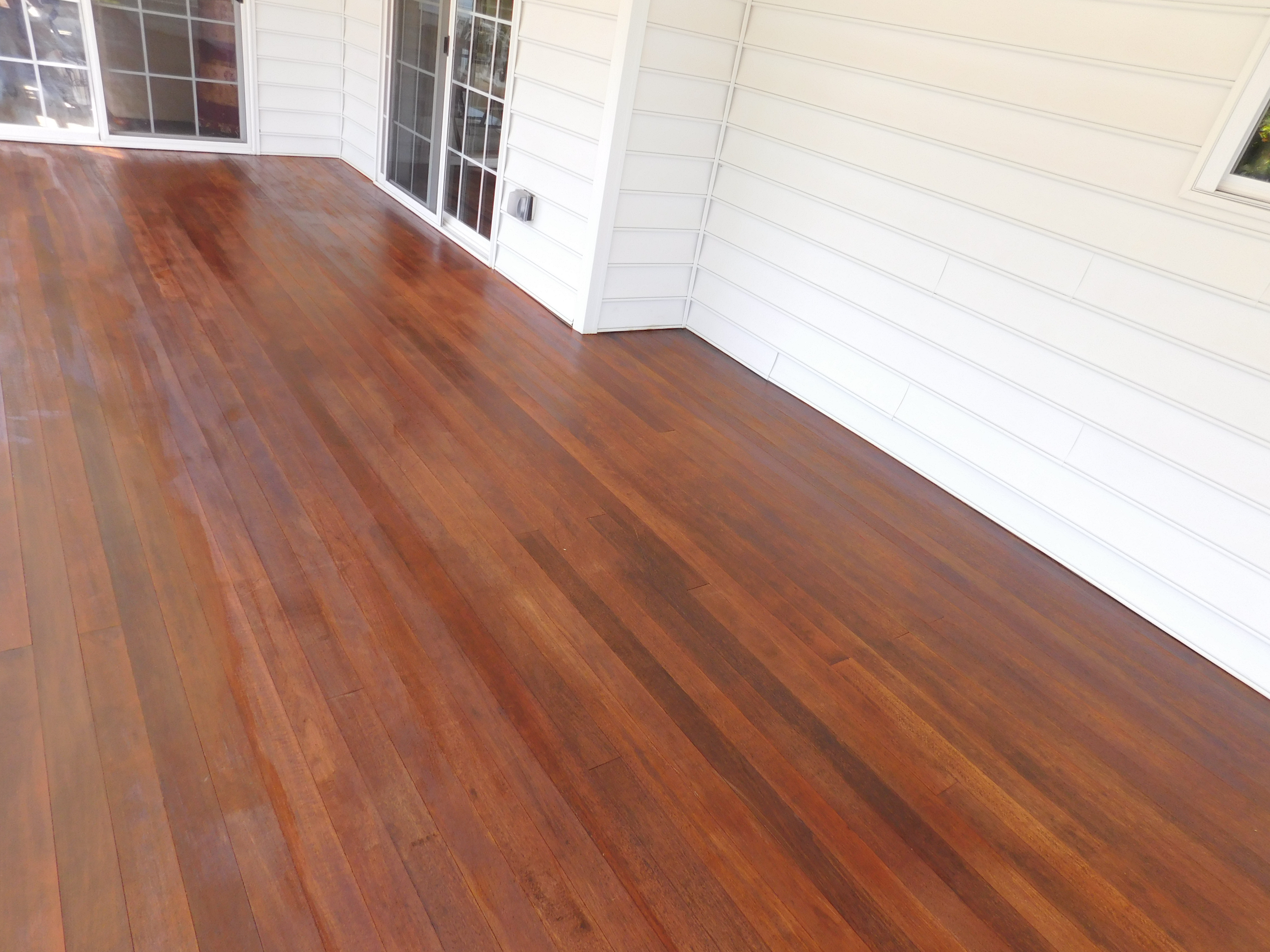 Gallery Of Deck Staining From Appalachian