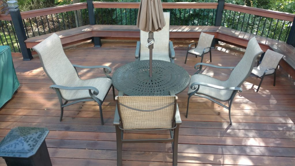 Deck Staining Exton