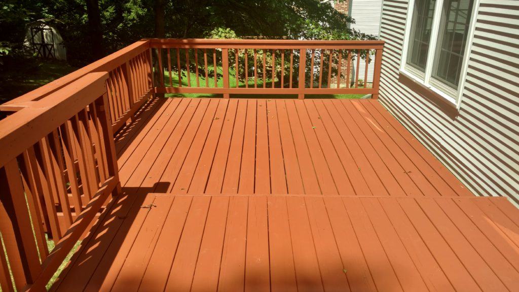 Deck Staining Paoli PA