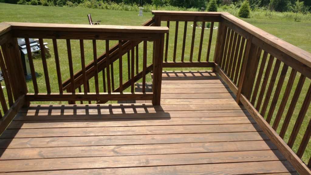 Deck Staining Thorndale PA