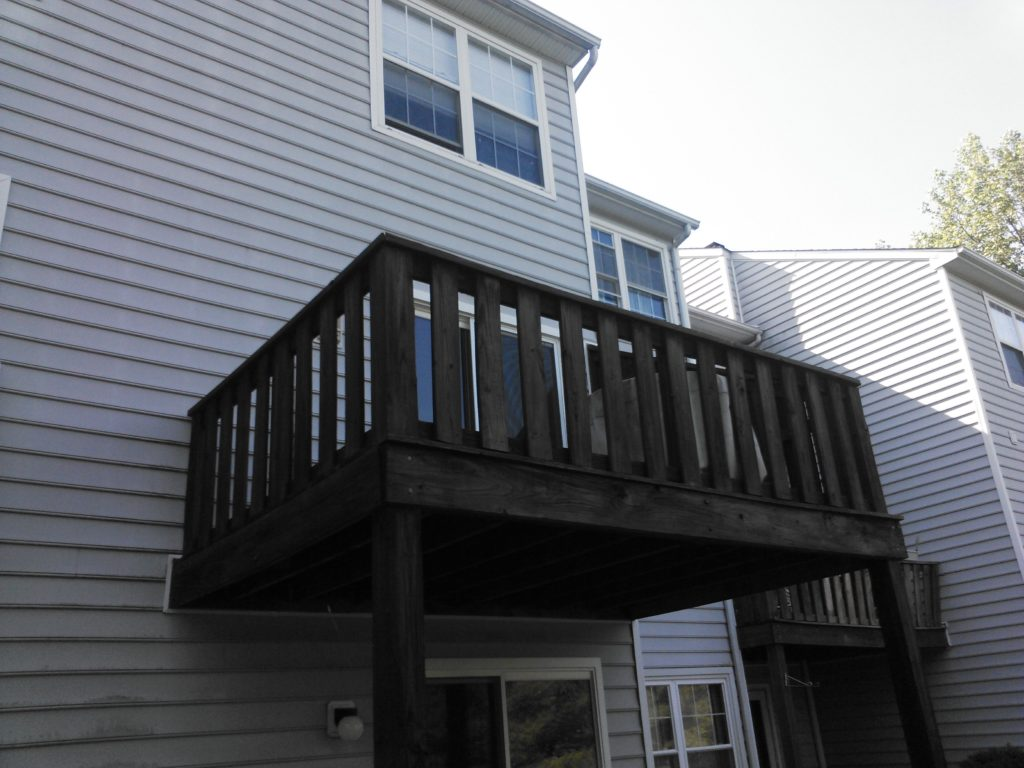 Deck Staining Audobon PA