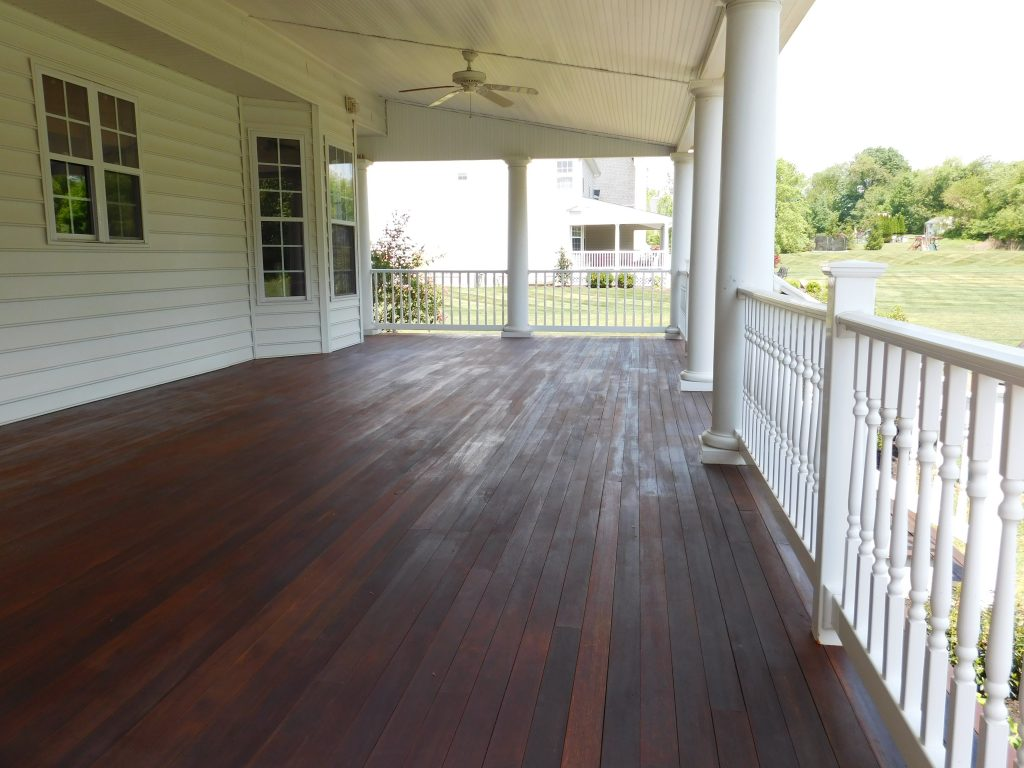 Deck Staining Collegeville