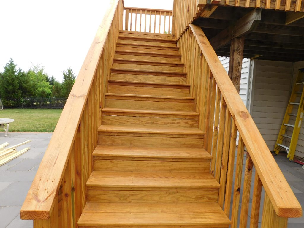 Collegeville Golden Brown Deck Stain