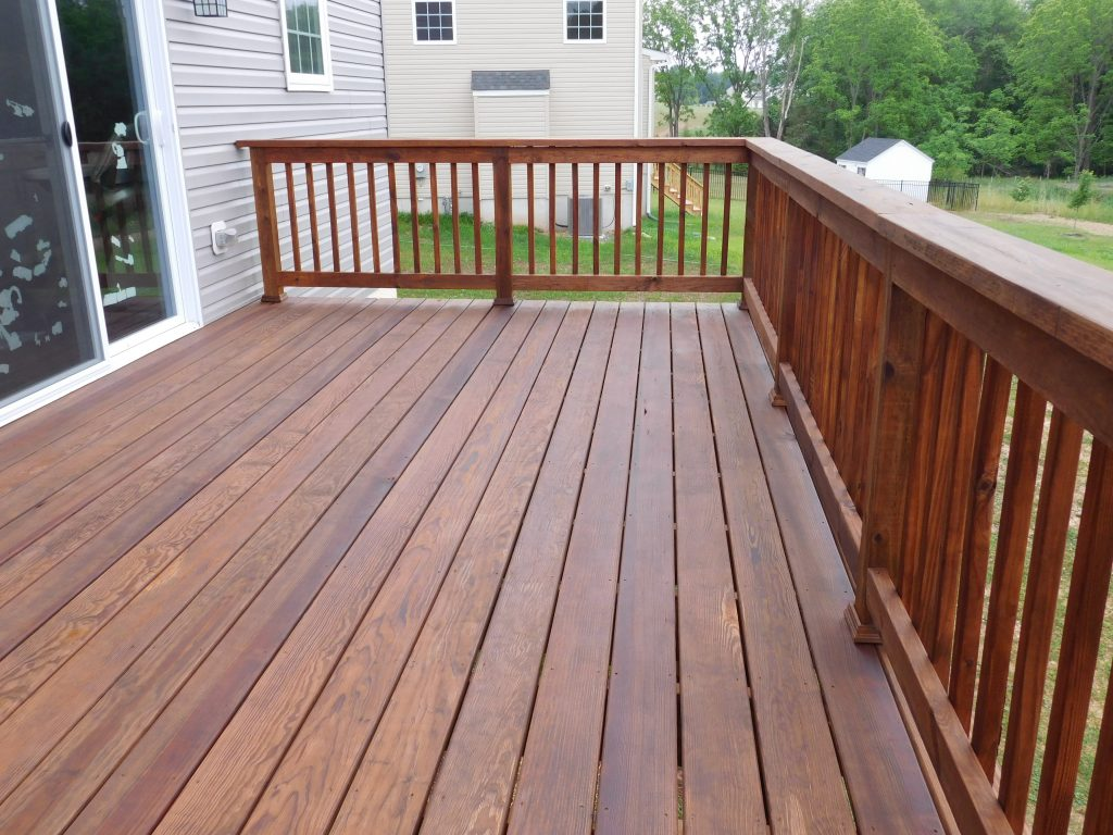 Oil Deck Staining Royersford Pa